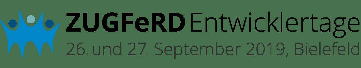 ZUGFeRD Entwicklertage 26. und 27. September 2019