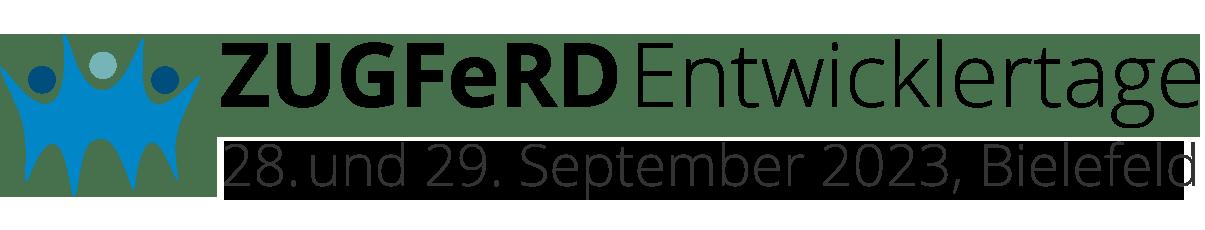 ZUGFeRD Entwicklertage 24. und 25. September 2020